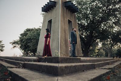 Lisa & Arjun E-Session