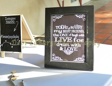 Lani & Joey Scudder  Wedding
