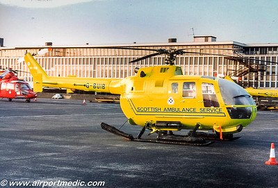 Ambulance Helicopters