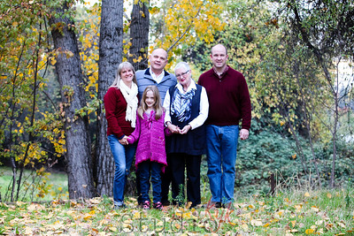 Lane Family  with Grandparents
