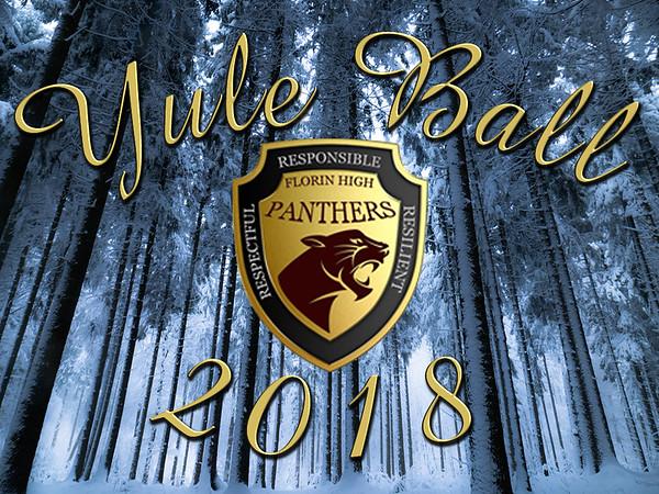 2018 Panthers Yule Ball