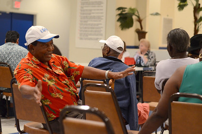 NAACP members attend Palmetto Community Meeting