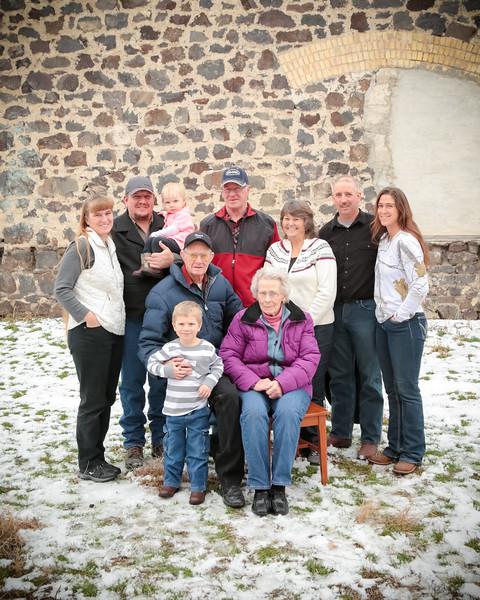Lisa and Family