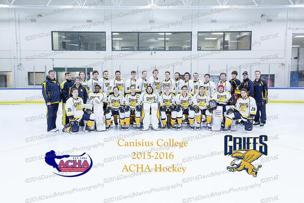 Canisius ACHA Team Photos