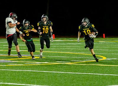 Best of Set six: Vashon Island High School Football v Coupeville 09/13/2019
