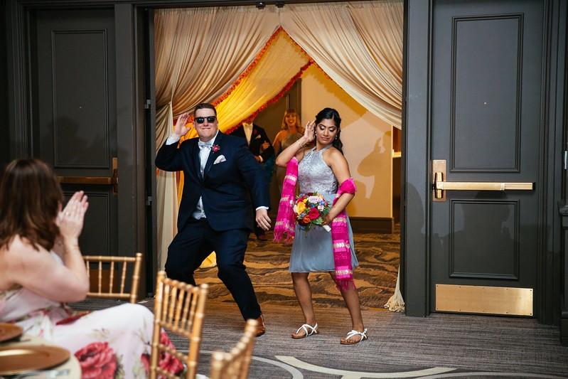 LeCapeWeddings Chicago Photographer - Renu and Ryan - Hilton Oakbrook Hills Indian Wedding -  977.jpg