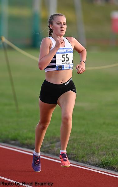Race 10 - Women's 3000 metres