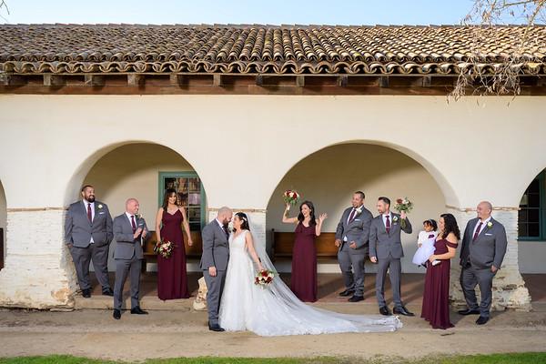 Formals - Wedding Party