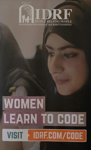 IDRF Program Launching of Women Learn to Code