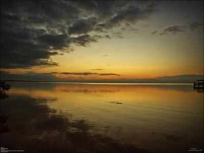 Daily sightings...2020-09-18...0700...Safety Harbor marina  Sunrise
