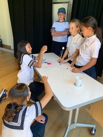 Fifth Grade Community-Building | October 2-4, 2019