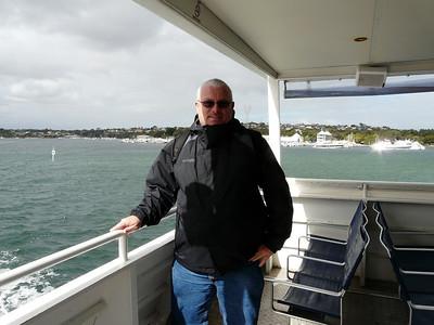 2010 Captain Cook Swan River Cruise, Perth to Fremantle, Australia