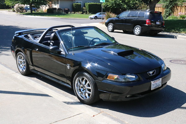 8-25-2017 2004 Mustang GT Convertible
