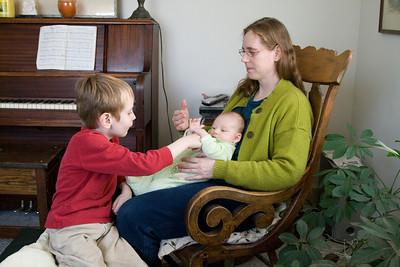 Thanksgiving Demoses Nov 27 2008