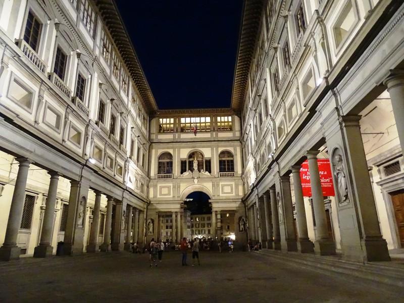 Uffizi Gallery -3 days in Florence Itinerary