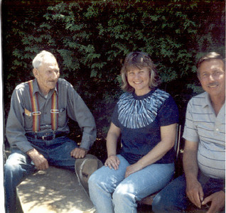 Phil Schuyler and children Beverly & Clark