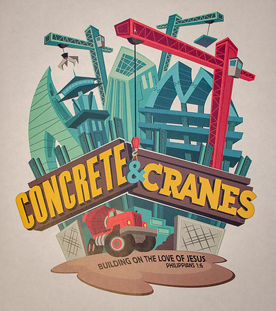 KAW VBS 2020 Concrete and Cranes