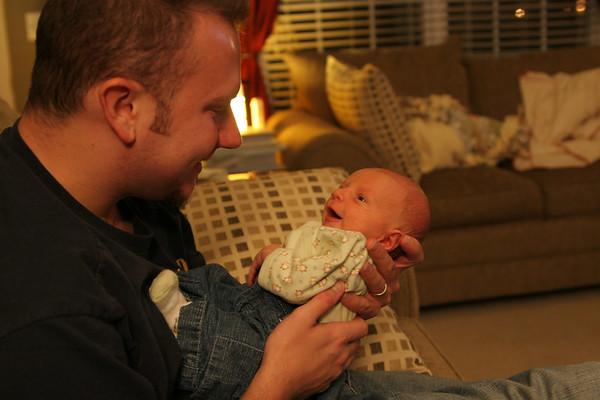 Jonah - Birth to Age 1 (2006-2007)