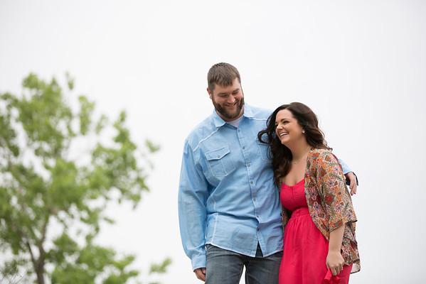 Amanda and Jared's Engagements