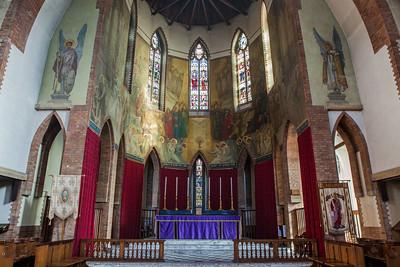 St Barnabas Church Ealing