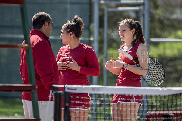 ISU Tennis vs OK State 04/23/17