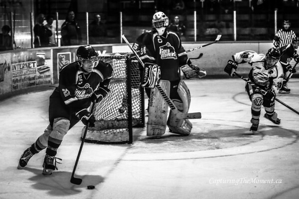 K.L. Vs Soo Thunderbirds November 8th 2013