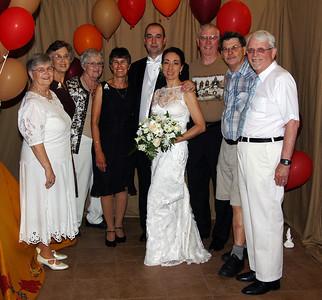 Posed Wedding Group Photos 2010 Wk1