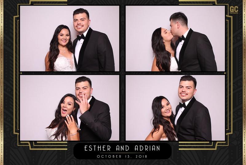 10-13-18 Esther & Adrian