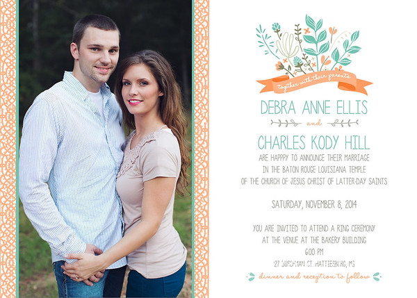 Kody & Debra: {engagements}