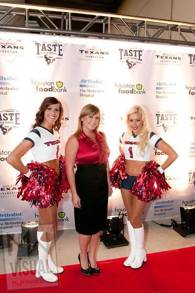 Taste Of The Texans 2010