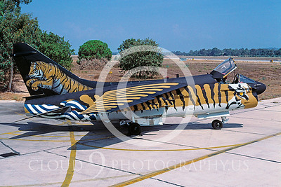 TIGER MEET COLORS: Pictures of Military Aircraft From the World's Air Forces Painted With Colorful Tiger Stripes