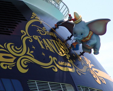 Disney Fantasy Cruise July 2017