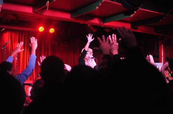JusMoni Album Release Party 2010.12.23