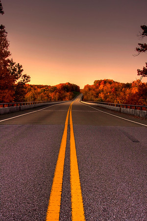 Natchez Trace Parkway HDR
