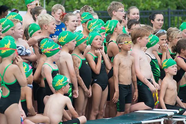 Swim Meet 6-11-15