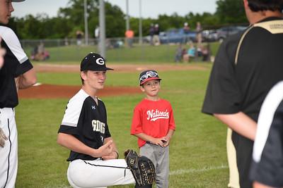 2019-04-22 - GHS Varsity Baseball vs Caldwell