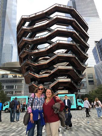 NYC Me and my Sis