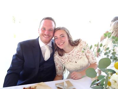 Emily + Andrew