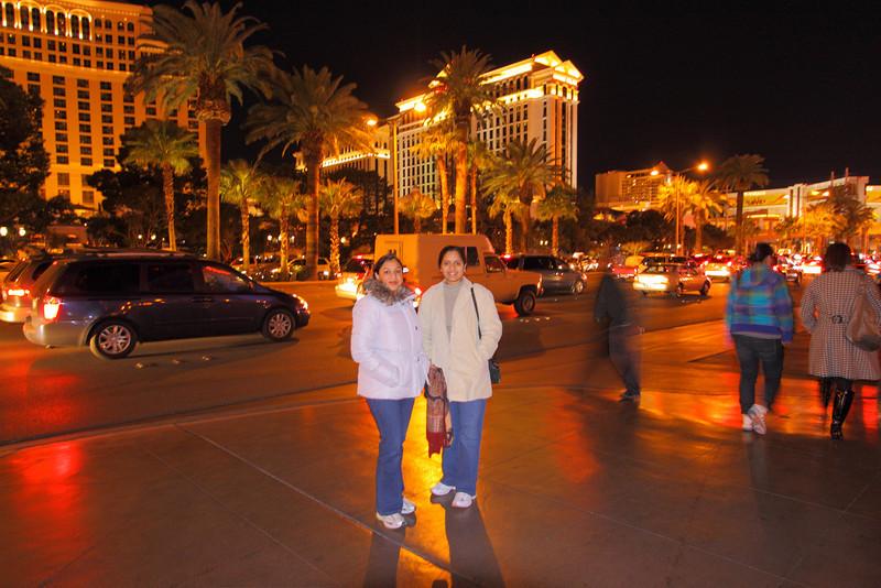 Las vegas trip Dec 2009