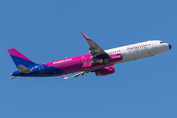 HA-LXH - Airbus A321-231