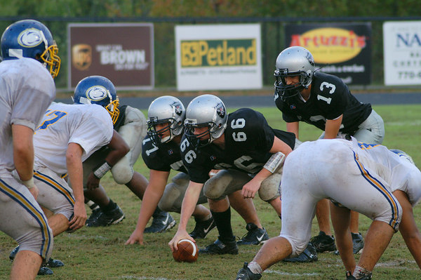 2006 Alpharetta Raiders JV Football