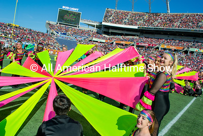 2020 All American Halftime Show - GH