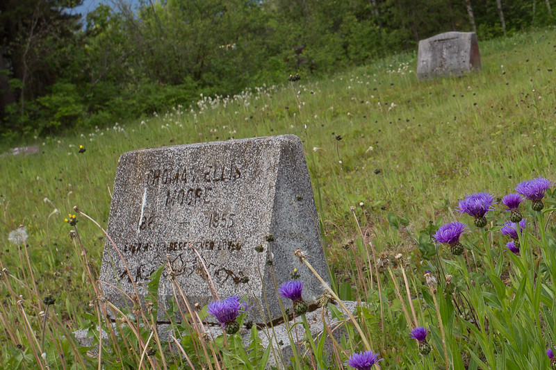 old Kitwanga Cemetery