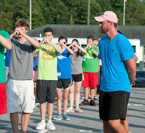2014-08-04: Band Camp Day 1