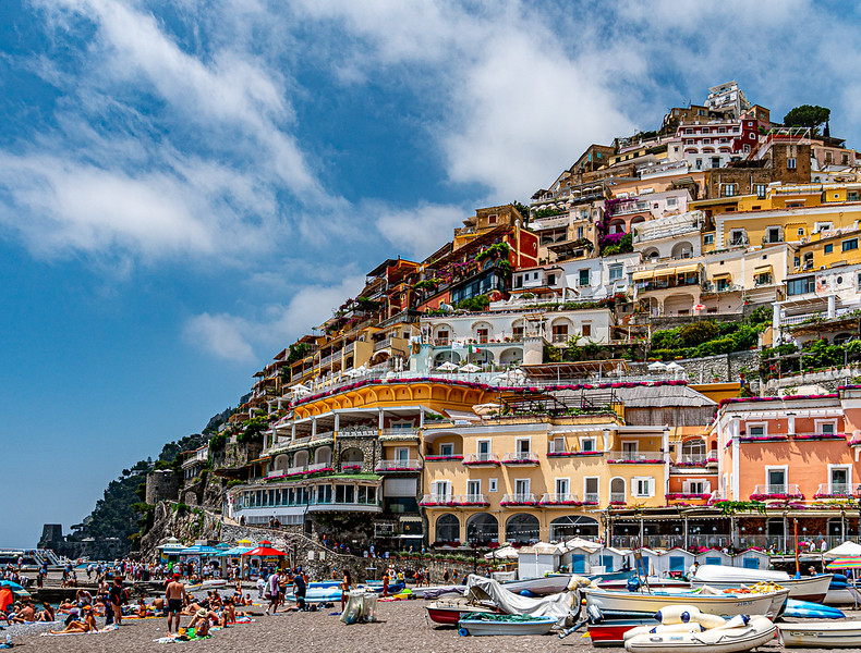 Amalfi Coast - PSA Score 12 Award of Merit
