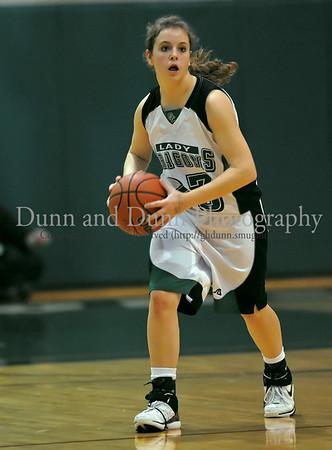 2007-12-18 Carroll Basketball - Varsity Girls  (Keller Central v Carroll