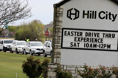 Hill City Easter  Drive Thur Experience  2021
