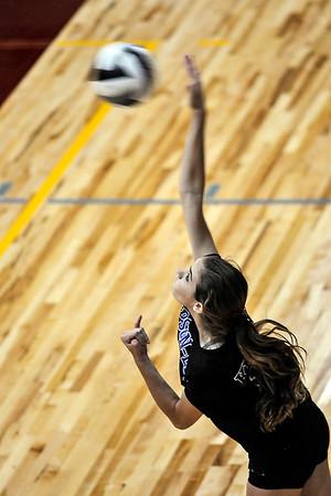 September 26, 2019 - UL Varsity Volleyball vs Howard