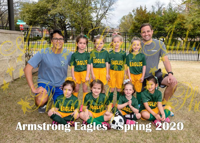 20200309 -#M1 PKG Armstrong Eagles