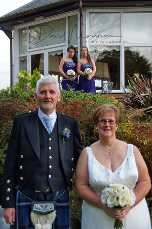 Janice & Stewart's Wedding
